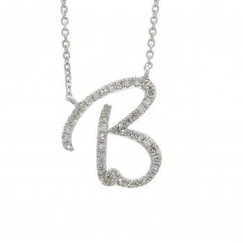 Initiale B