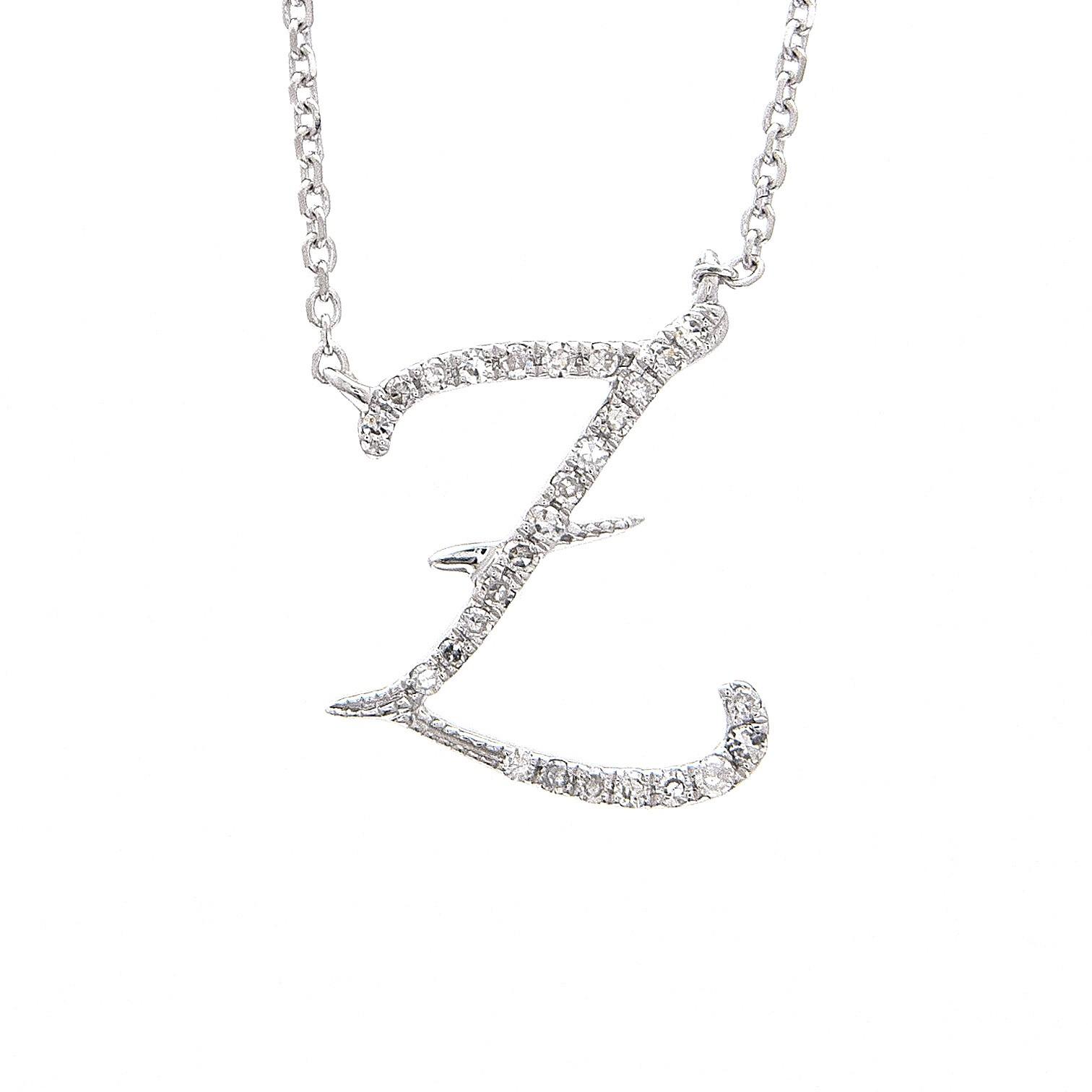 Initiale Z